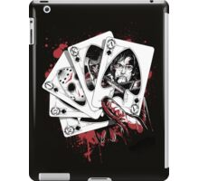 Killer Flush (A) iPad Case/Skin
