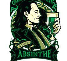 Asgardian Absinthe by WinterArtwork
