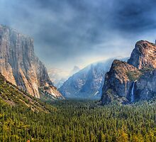 Yosemite Blues by JamesA1