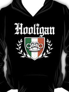 Irish Hooligan Knuckle Crest (Vintage Distressed) T-Shirt