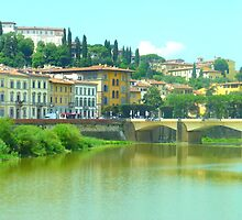 D'Arno River by molleya