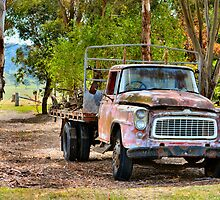 Vintage Truck 2 by Bami