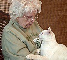 The Cat Whisperer by Jane Neill-Hancock