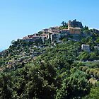 Eze, French Riviera by roger smith
