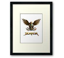 Demacia logo Framed Print