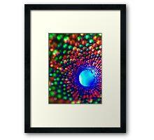 periodicity tunnel no 64 Framed Print