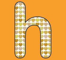 Letter Series - h T-Shirt