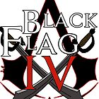 *NEW* ASSASSINS CREED, BLACK FLAG! EMBLEM AND SKULL. by xApocalypsia