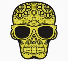 Mexican Skull by Stefan Goldman