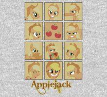 Faces of Applejack Kids Clothes