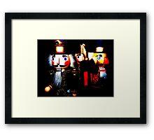 Nutcrackers Framed Print