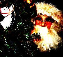 Zat You, Santa Claus? by Hallowaltz