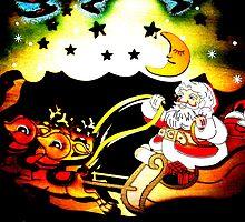 Sleigh Ride by Hallowaltz