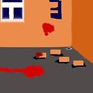 CRIME SCENE  by StuartBoyd