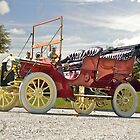 1906 Buick Model F Touring Car III by DaveKoontz