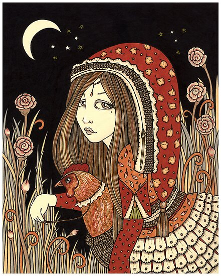 Hawna by Anita Inverarity