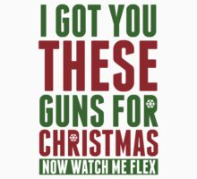Guns For Christmas by printproxy