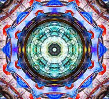 Kaleidoscope Reflections by Phil Perkins