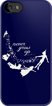 Peter Pan ~ Never grow up (dark) by sweetsisters