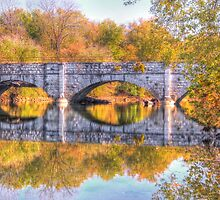 The C & O Canal HDR by James Brotherton