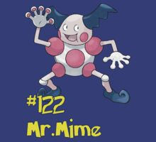 Mr.Mime by Stephen Dwyer