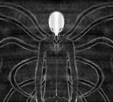The Slender Man Cometh. by Paul Reoyo