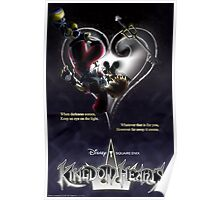 Kingdom Hearts - When Darkness Comes Poster
