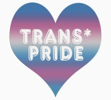 Trans* Pride by ShayleeActually