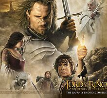 Lord Of The Rings by Sarah H
