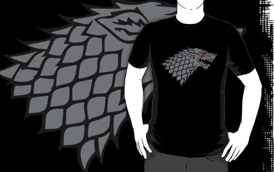 The House Stark - Game of Thrones by BangBangDesign