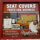 Wally's Seat Covers by Barbara Wyeth