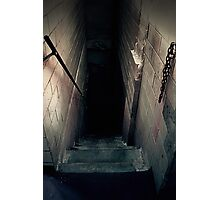 The Texas Chainsaw Massacre - Slaughterhouse #4 Photographic Print