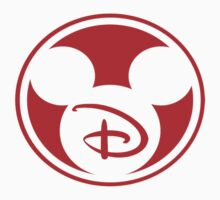 "Disney ""D"" logo sticker by xDC3"