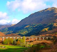Glenfinnan Viaduct - Lochaber by Scotland2008