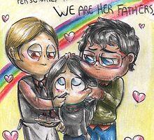 Hannibal - Cute Murder Family by Furiarossa