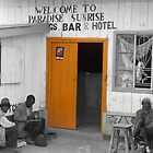 Bar Life in Kenya by indiafrank