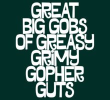 Gopher Guts by e2productions