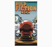 Pulp Fiction - Marcelus by kazkami