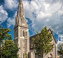 Holy Cross Church by PhotosByHealy