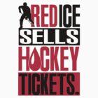 Red ice sells hockey tickets by nektarinchen