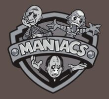 Classic Maniacs II by Ratigan