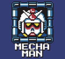 Mecha Man by Ratigan