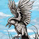 Bird Poster by beanarts