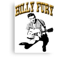 BILLY FURY Canvas Print