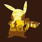 Yellow Companion by Whitebison