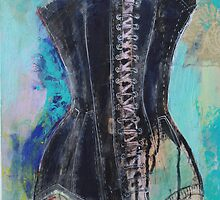 corset #7 by Maria Pace-Wynters
