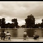 Paris, Jardin du Luxembourg by dreamax1985