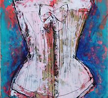 Pretty Corset by Maria Pace-Wynters