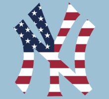 New York Yankees America  by Tyjaeliel