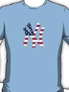 New York Yankees America  T-Shirt